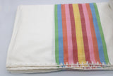 STRIPES BED COVER- Queen Bed Cover