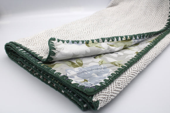 BED RUNNER - Queen Bed Runner
