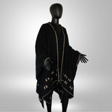 VAKUL-Poncho with Hood