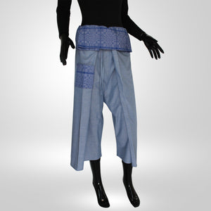 PORONG PANTS-Fisherman's Pants
