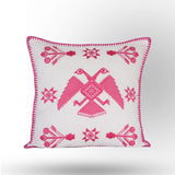 "PILLOW COVER- 18""x18"" / 45cm x 45cm"
