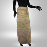 KINAMAYAN- Wrap Around Skirt