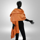 SILK THROW SCARF/ Silk Shawl