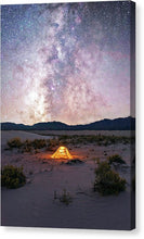 Load image into Gallery viewer, Billion Star Hotel - Canvas Print