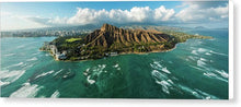 Load image into Gallery viewer, Diamond Head - Canvas Print