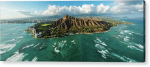 Load image into Gallery viewer, Diamond Head - Acrylic Print