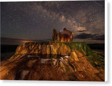 Load image into Gallery viewer, Fly Geyser - Canvas Print