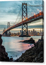 Load image into Gallery viewer, Golden State - Canvas Print