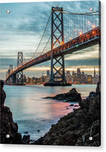 Load image into Gallery viewer, Golden State - Acrylic Print