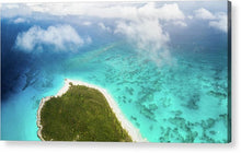 Load image into Gallery viewer, Half Moon Cay - Acrylic Print