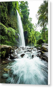 Lombok Indonesia - Canvas Print