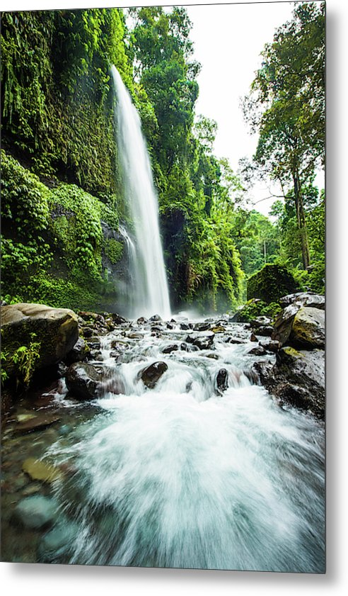 Lombok Indonesia - Metal Print