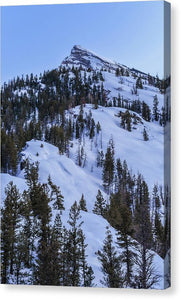 Marble Mountain - Canvas Print