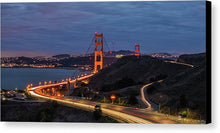 Load image into Gallery viewer, Marin Headlands - Canvas Print