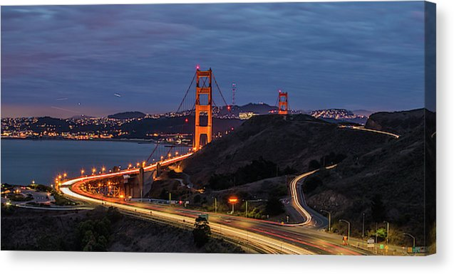 Marin Headlands - Canvas Print