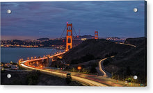 Load image into Gallery viewer, Marin Headlands - Acrylic Print