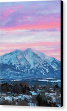 Load image into Gallery viewer, Mount Sopris - Canvas Print