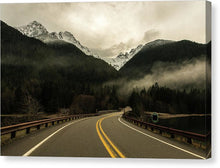 Load image into Gallery viewer, North Cascades - Canvas Print