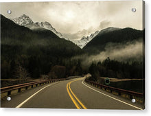 Load image into Gallery viewer, North Cascades - Acrylic Print
