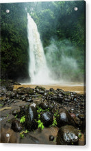 Load image into Gallery viewer, Nungnung Waterfall - Acrylic Print