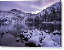 Load image into Gallery viewer, Castle Lake - Canvas Print