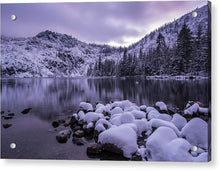 Load image into Gallery viewer, Castle Lake - Acrylic Print