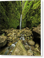 Load image into Gallery viewer, Sacred Falls - Canvas Print