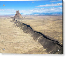Load image into Gallery viewer, Shiprock  - Acrylic Print