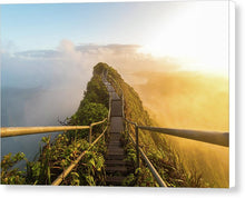 Load image into Gallery viewer, Stairway To Heaven - Canvas Print