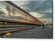 Load image into Gallery viewer, Train Tracks - Acrylic Print