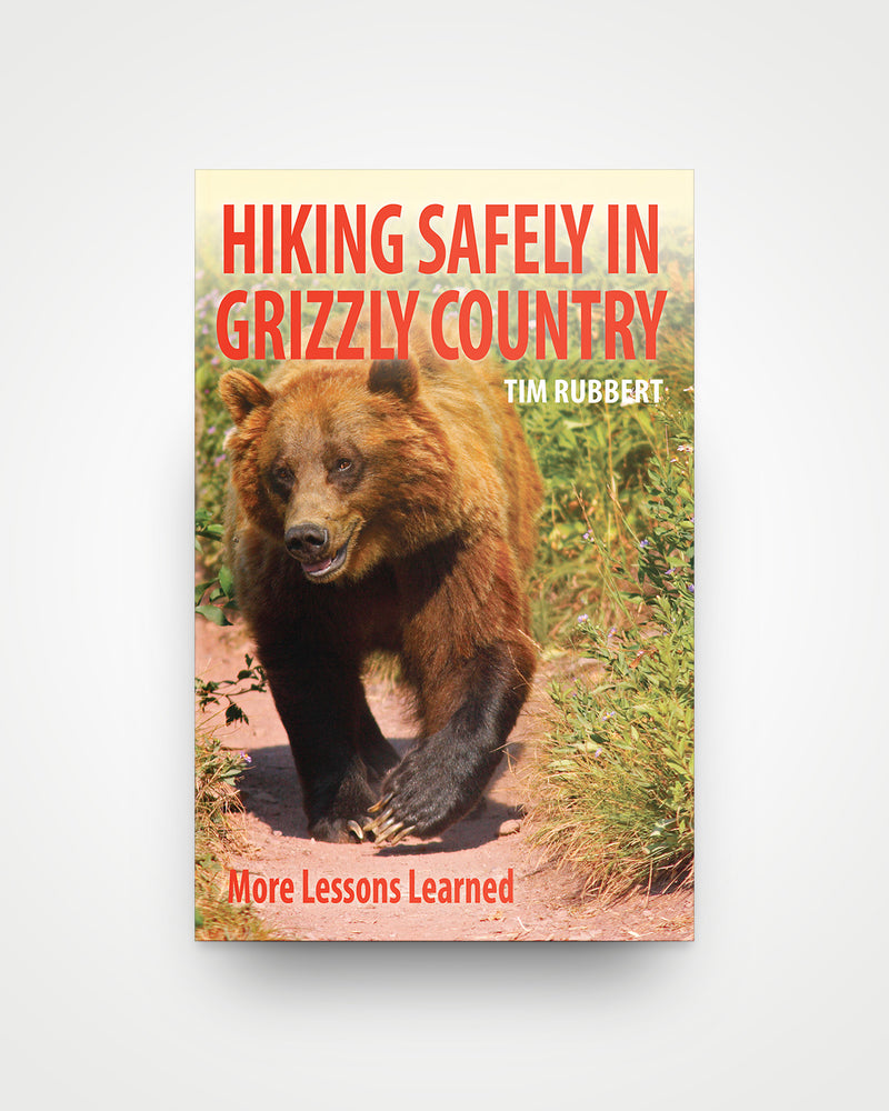 Hiking Safely in Grizzly Country