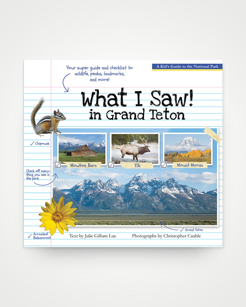 What I Saw in Grand Teton
