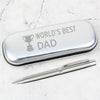World's Best Dad Pen & Box