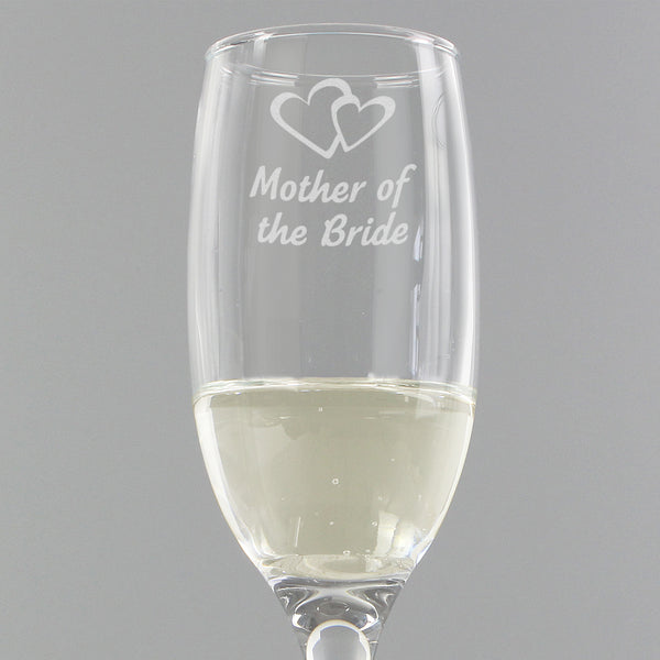 Mother of Bride Single Flute from Sassy Bloom Gifts - alternative view