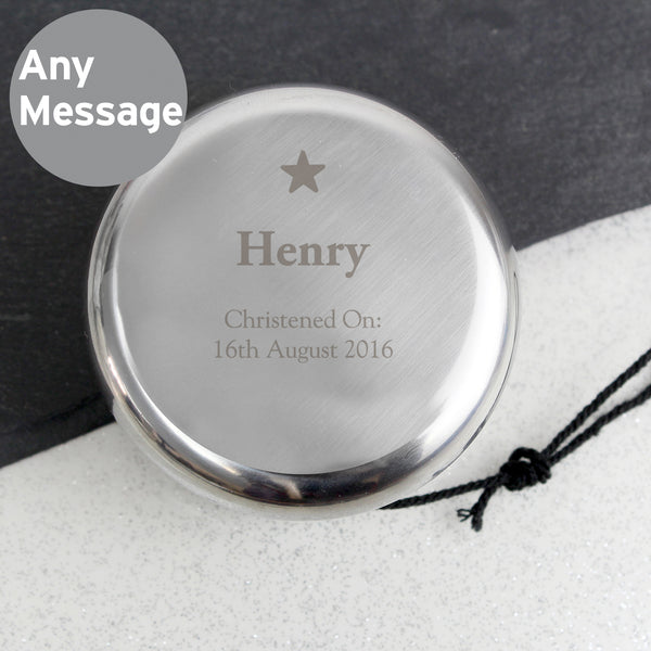 Personalised Star YOYO from Sassy Bloom Gifts - alternative view