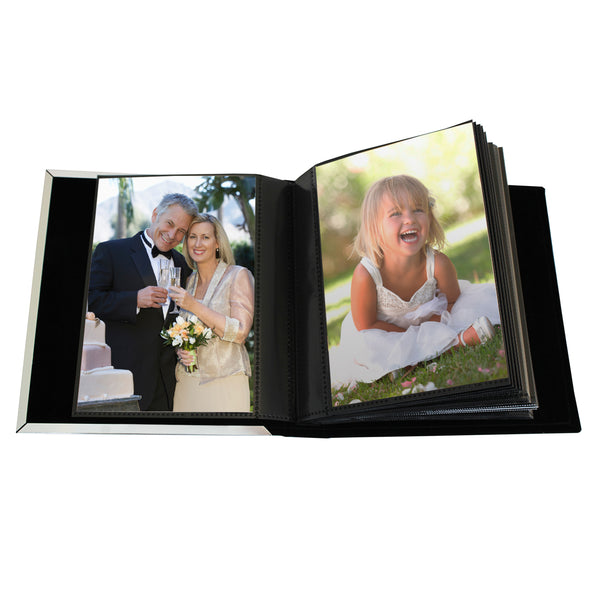 Personalised Mr and Mrs 6x4 Photo Frame Album lifestyle image