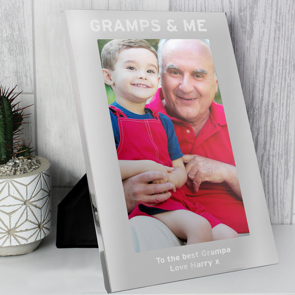 Personalised & Me 5x7 Portrait Photo Frame with personalised name
