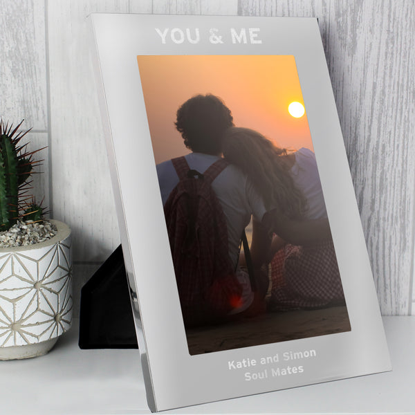 Personalised & Me 5x7 Portrait Photo Frame
