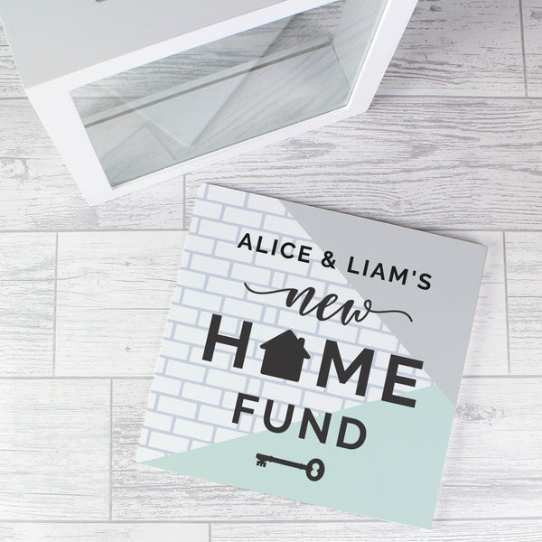 Personalised New Home Fund Box lifestyle image