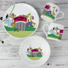 Personalised Zoo Breakfast Set
