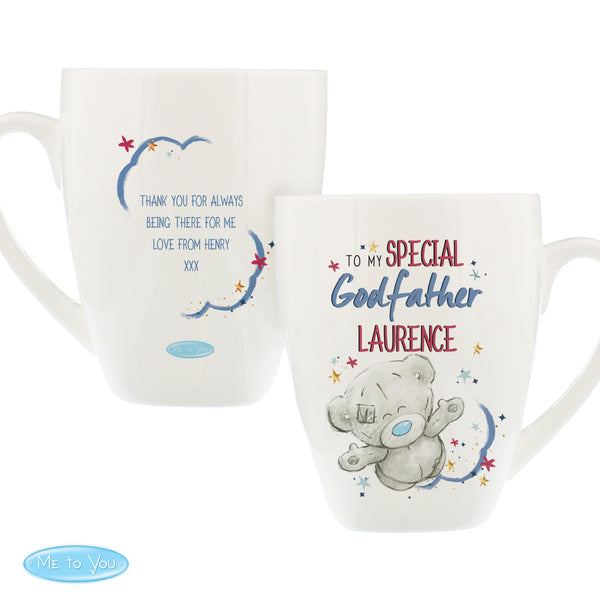 Personalised Me to You Godfather Latte Mug