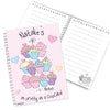 Personalised Cupcake - A5 Notebook