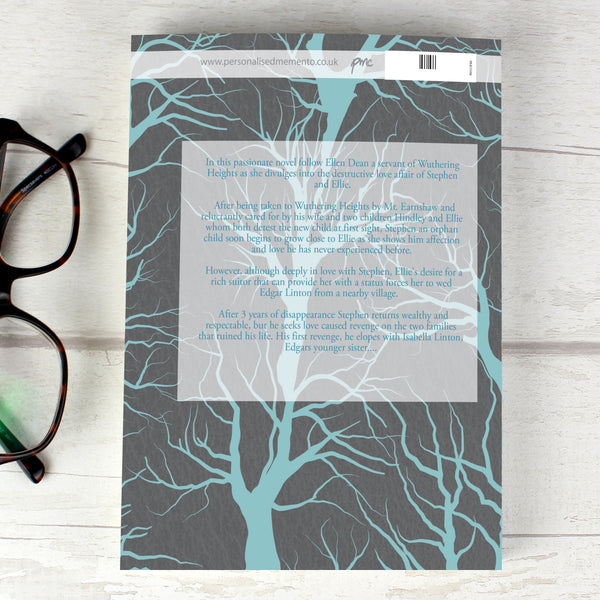 Personalised Wuthering Heights Novel - 2 Characters lifestyle image