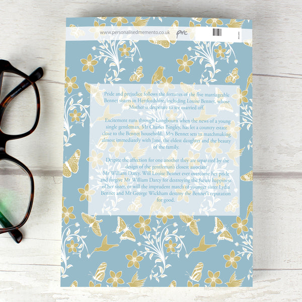 Personalised Pride and Prejudice Novel - 2 Characters lifestyle image