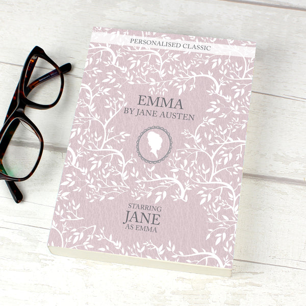 Personalised Emma Novel - 1 Character
