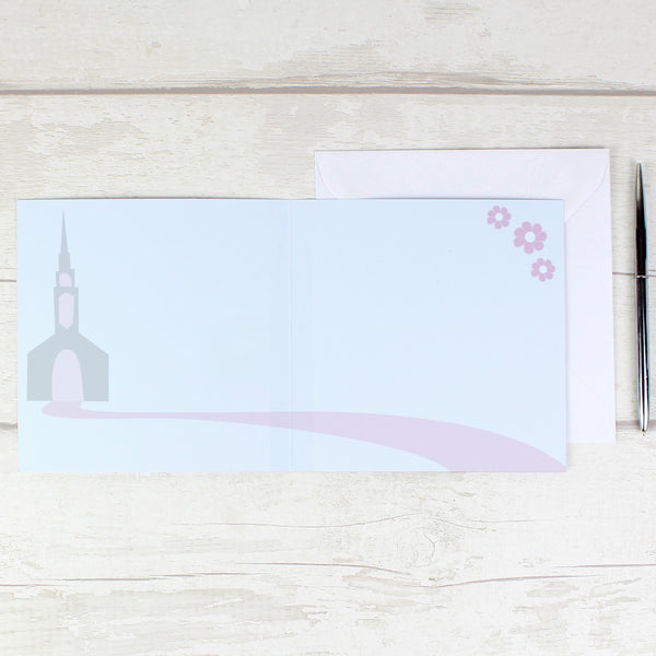 Personalised Fabulous Wedding Pack of 20 Invitations with personalised name
