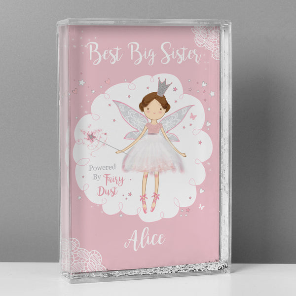 Personalised Fairy Princess Glitter Shaker from Sassy Bloom Gifts - alternative view