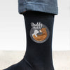 Personalised Daddy Bear Men's Socks
