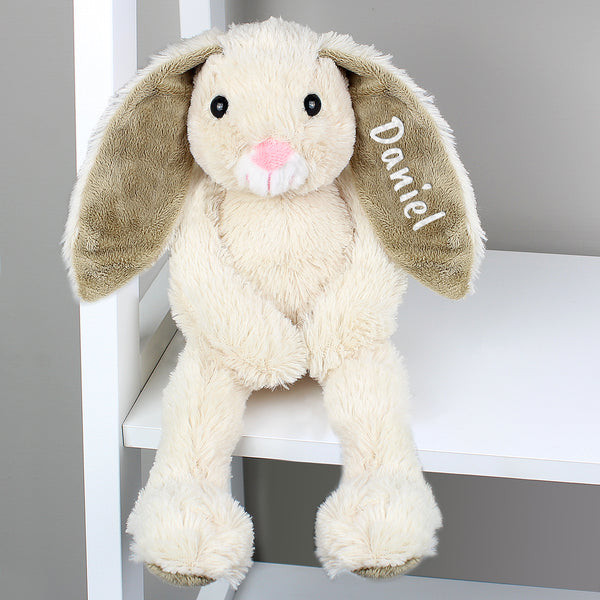 Personalised Bunny Soft Toy Daniel