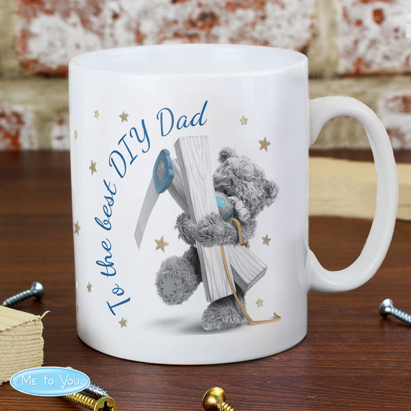 Personalised Me To You DIY Bear Mug from Sassy Bloom Gifts - alternative view